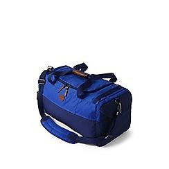 Lands' End - Blue medium everyday duffle bag