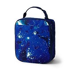 07c8a85dea8c Lands  End - Blue Boys  Print Classmate Soft Side Lunch Box