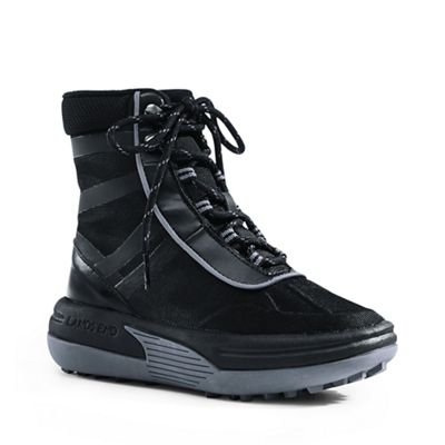 Lands' End - Black action boots boots boots 50b1f4