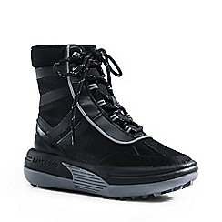 Lands' End - Black action boots
