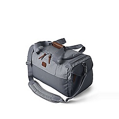 Lands' End - Grey small everyday duffle bag
