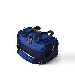 Lands' End - Blue small everyday duffle bag