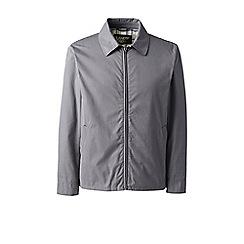 Lands' End - Grey regular Harrington jacket