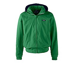 Lands' End - Green regular spring squall jacket