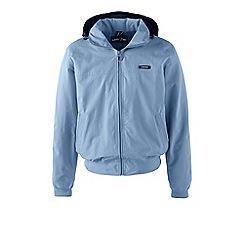 Lands' End - Blue regular spring squall jacket