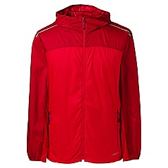 Lands' End - Red regular ultra-light packable jacket