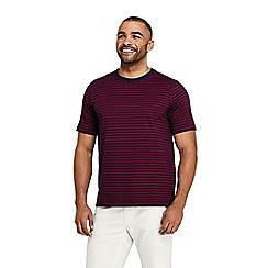 Lands' End - Blue Stripe Super-T T-shirts