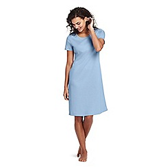 Lands' End - Blue supima nightdress