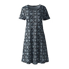 Lands' End - Multi supima patterned nightdress