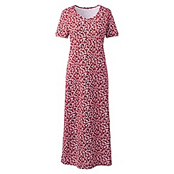 Lands' End - Red supima patterned nightdress