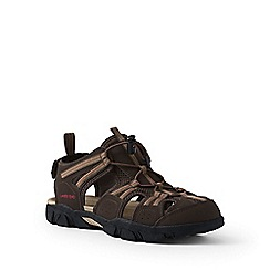 Lands' End - Brown regular water sandals