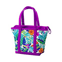 Lands' End - Multicoloured canvas tote bag