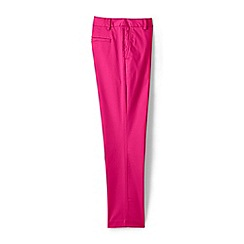 Lands' End - Pink chino crop trousers