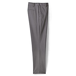 Lands' End - Grey chino crop trousers