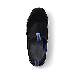 Lands' End - Kids' black everyday moccasins