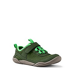 Lands' End - Green kids' water shoes