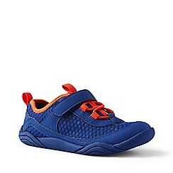 Lands' End - Blue kids' water shoes