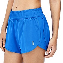 Lands' End - Blue le sport running shorts