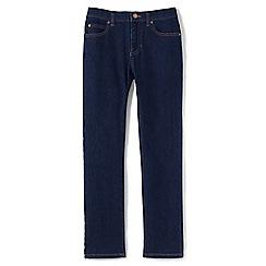 Lands' End - Boys' blue skinny jeans