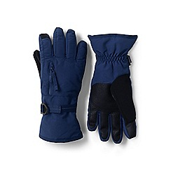 Lands' End - Blue squall gloves