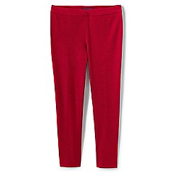 Lands' End - Red slim leg stretch trousers