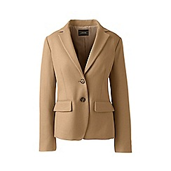 Lands' End - Beige tailored blazer