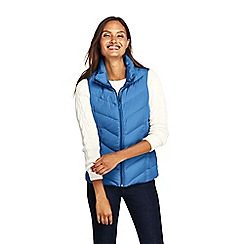 Lands' End - Blue tall down gilet