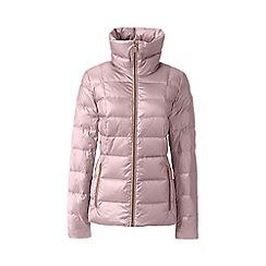 Lands' End - Pink lightweight down jacket