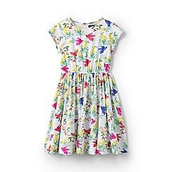 Lands' End - Girls' multicoloured  woven twirl dress