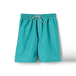 Lands' End - Boys' Blue  swim shorts