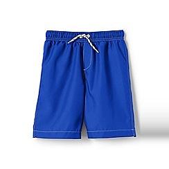 Lands' End - Boys' Blue  swim shorts