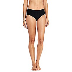 Womens Regular Beach Living Full Coverage Control Briefs - 14-16 - BLACK Lands End Sale Newest Cheap New Arrival Outlet Cheap Authentic Popular Cheap Online Clearance Supply yvhIc7U9D
