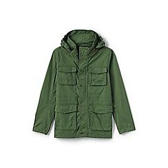 Lands' End - Green boys' field jacket