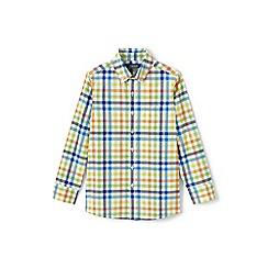 Lands' End - Boys' Multicoloured  checked shirt