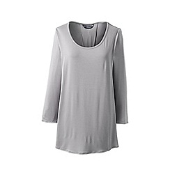 b22a1ea416f grey - Tunics - Lands' End - Tops - Women | Debenhams