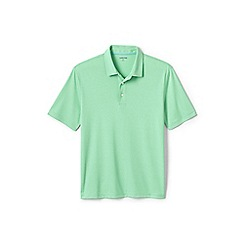 Lands' End - Green performance polo shirt