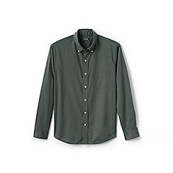 Lands' End - Green lightweight cotton shirt
