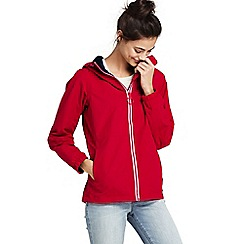 Lands' End - Red lightweight squall jacket