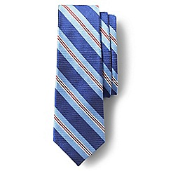 Lands' End - Multi melange multi stripe tie