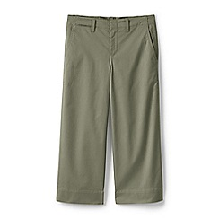 Lands' End - Green go chic for the new season chinos