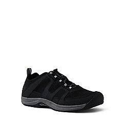 Lands' End - Black wide water shoes