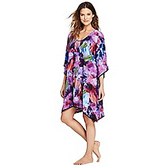 Lands' End - Multi floral kaftan