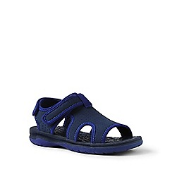 Lands' End - Blue action sandals