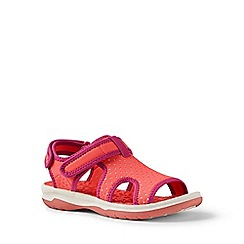Lands' End - Red action sandals