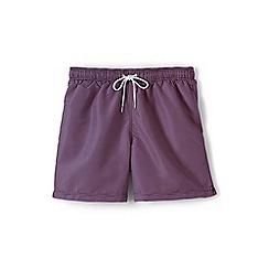 Lands' End - Multi 6-inch patterned swim shorts