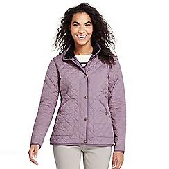 Lands' End - Purple primaloft packable jacket