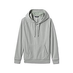 Lands' End - Grey pullover hoodie