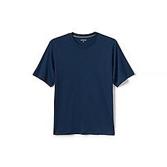 Lands' End - Navy performance t-shirt