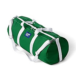 Lands' End - Green medium seagoing duffle bag