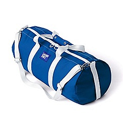 Lands' End - Blue medium seagoing duffle bag